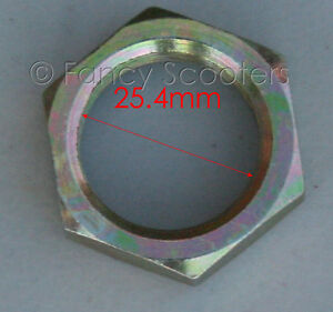 Details about Kid ATV Rear Axle Nut M27 *1 5 pitch, for Chinese ATVs 110cc,  or 125cc PART16029