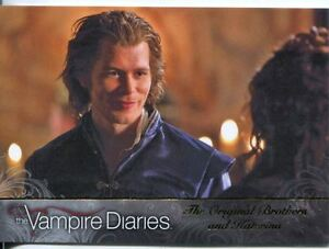 Vampire Diaries Season 2 Katerina Petrova Chase Card KP4 The Original Brothers..