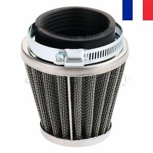 Moto-Filtre-a-Air-Cornet-Remplacement-diametre-interne-48mm-Universel-pour-Velo