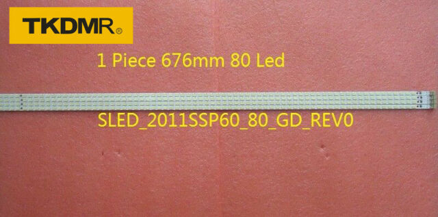 1 PCS Original Sharp SLED/_2011SSP60/_80/_GD/_REV0 60 Inch TV LED Backlight  STRIP