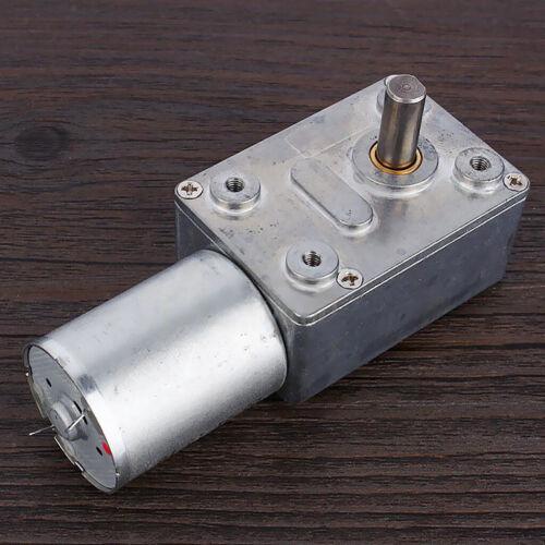 DC 12V 10RPM High Torque Rad Getriebe Motor Gear Reduction DC Motor