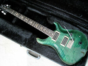 1988 PRS Paul Reed Smith Custom 24 Emerald Green with original case