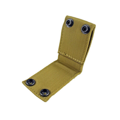 Hot Sale Tactical Hand Cuff Strap Holder Nylon Safety Snap Closure Belts