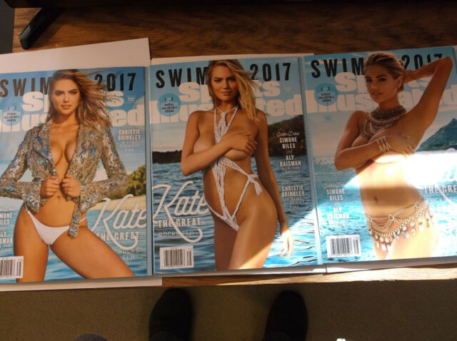 2017 Swimsuit Issue Sports Illustrated Kate Upton Cover 1 ...