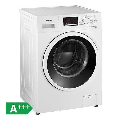Hisense WFBJ 8014 WE A+++ Waschmaschine 8kg Waschautomat Frontlader