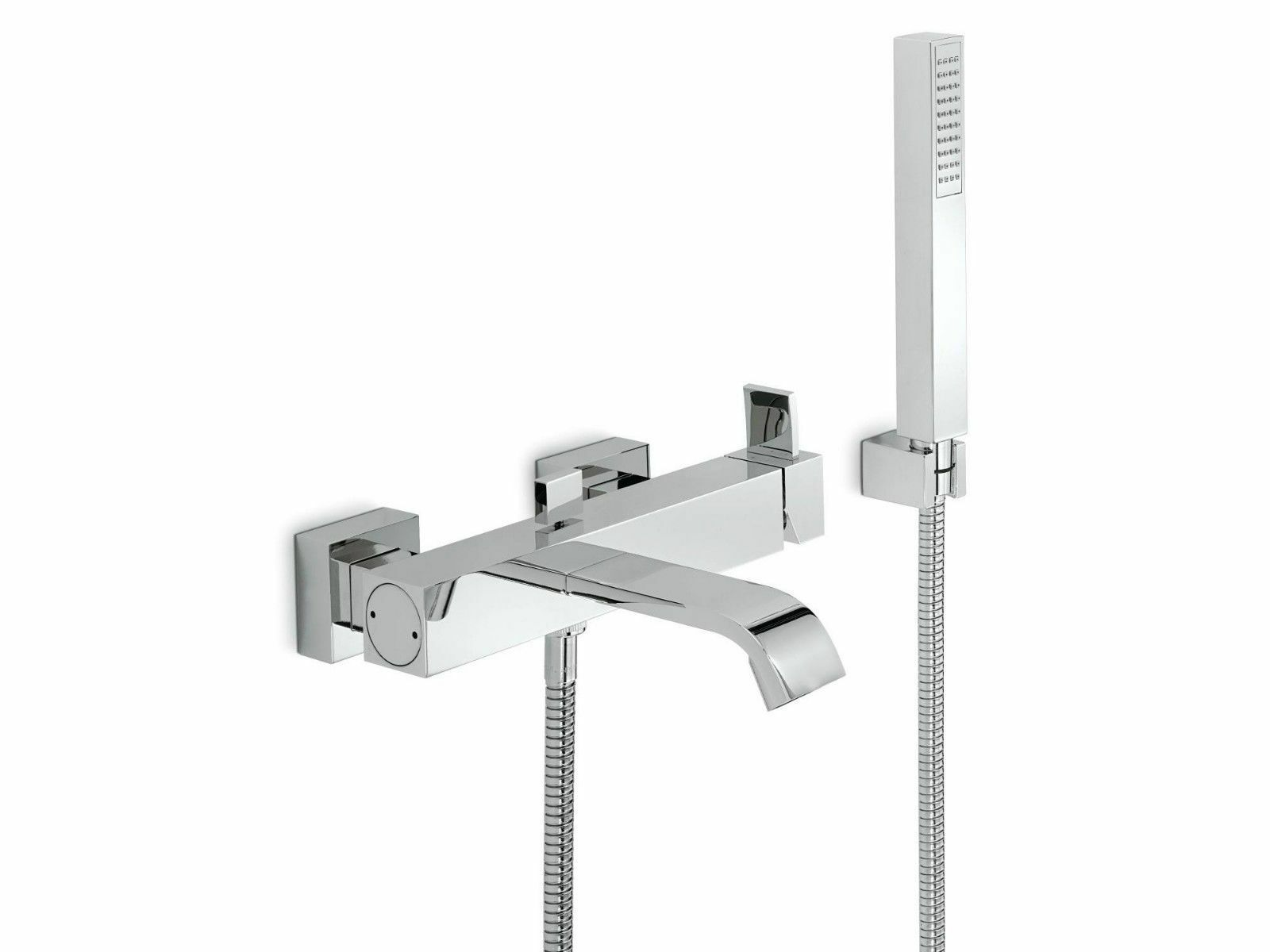 OFFERTA GRUPPO VASCA NEWFORM D-SIGN MIX 62040C.21.018 WANNENARMATUR BATHTUB TAPS