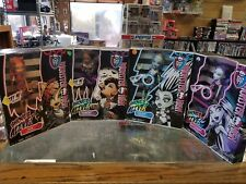 Monster High Ghoul's Alive Doll Lot, Frankie, Clawdeen, Spectra & Toralei