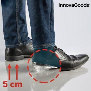 Cm Einlegesohlen Größer Schuhe Silikon 1sec 5 In Einlagen