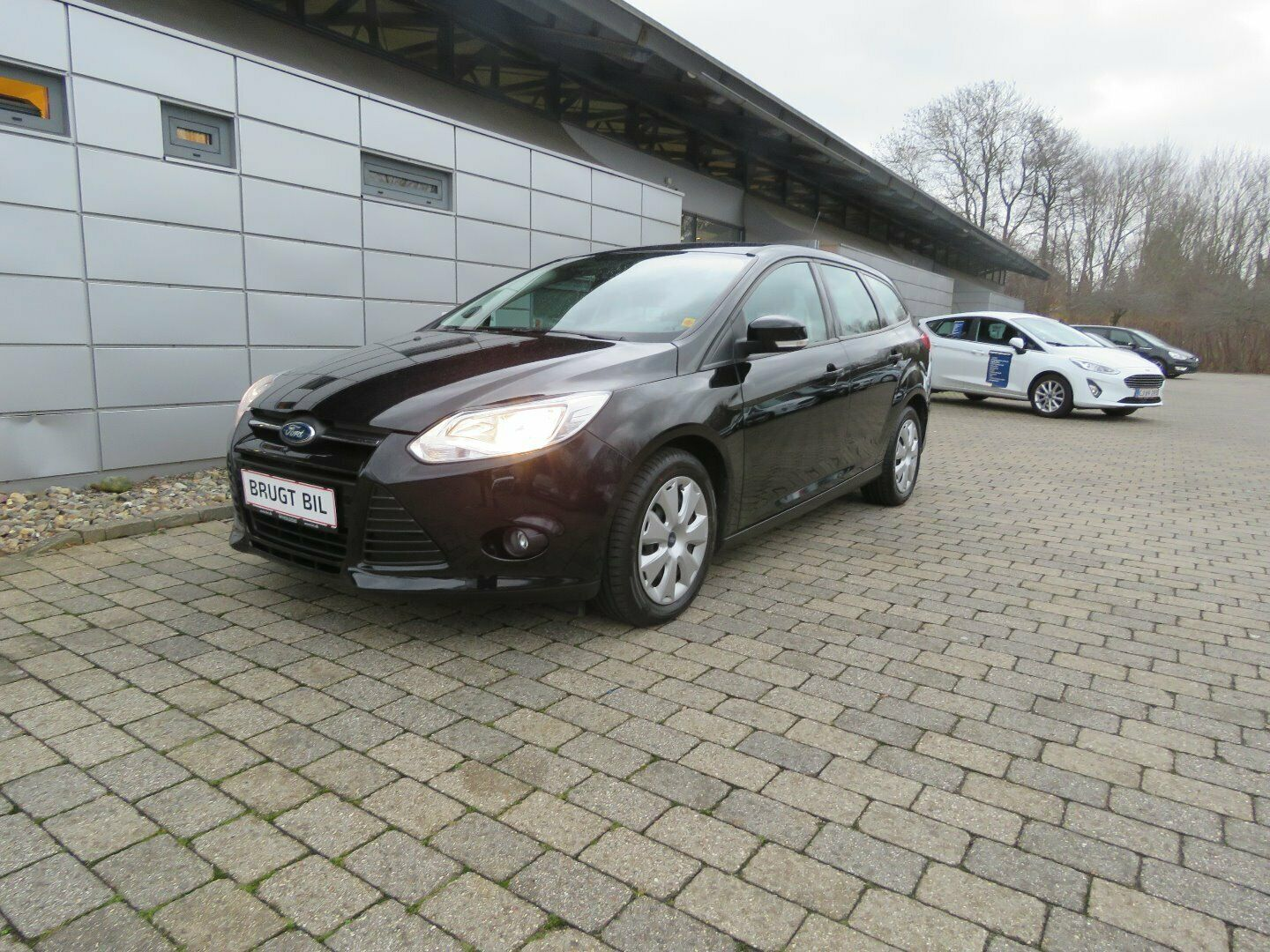 Ford Focus 1,6 Ti-VCT 125 Trend stc. aut.