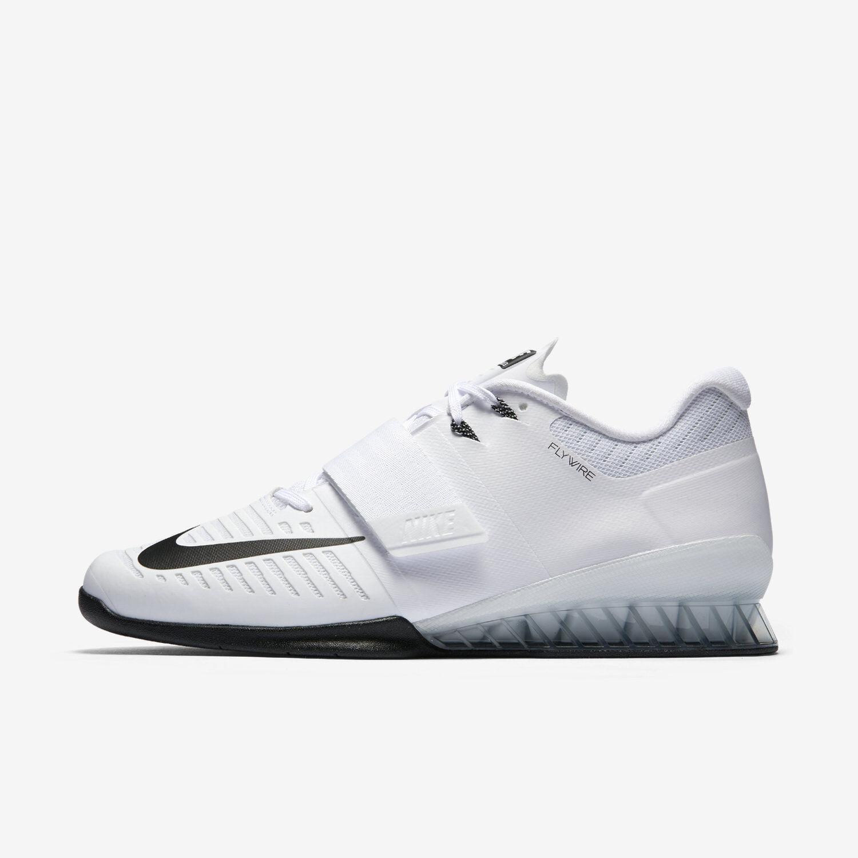 Nike de Romaleos 3 Zapatos  de Nike HalterofiliaBlanco Volt Negro 8529332018 a4a154