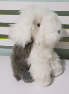 DULUX-PAINT-DOG-PROMOTIONAL-PLUSH-TOY-ABOUT-26CM-TALL-SOFT-TOY-SHEEPDOG-TOY