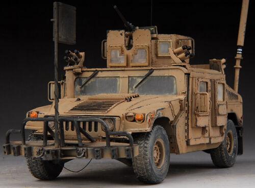 Award Winner Built Bronco 1//35 M1114 Up-armored HA Heavy Tactical Vehicle PE