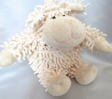 "Aroma Home Heat Therapy Fuzzy Friends Sheep Lamb 12"" Plush Relaxing Toy With Pad"
