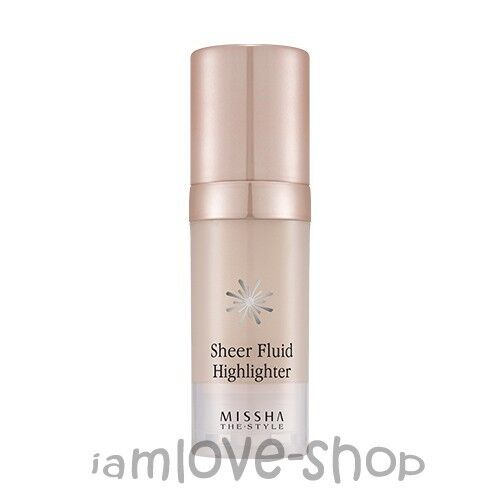 [Missha] The Style Sheer Fluid Highlighter 10ml