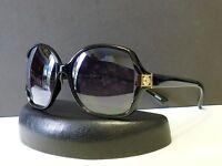 Womens Vintage Celebrity Oversized Sunglasses Designer Shades + Soft Bag