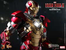 Hot Toys MMS 212 Iron Man Mark XVII Heartbreaker Neu&OVP RARE*TOP* 1/6 scale