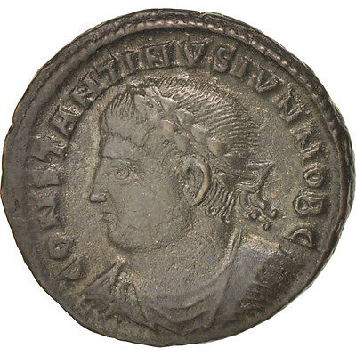 Constantine Ii Ric 157 Ideal Gift For All Occasions 317-337 Thessalonica #401762 Follis