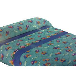 PEPPA-PIG-ensemble-lit-Trois-pieces-bleu-avec-fantaisie-en-coton-pour-enfant