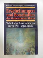Gottfried Hierzenberger Otto Nedomansky Erscheinungen Botschaften der Maria
