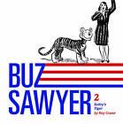 Buz Sawyer: v. 2: Sultry's Tiger by Roy Crane (Hardback, 2012)