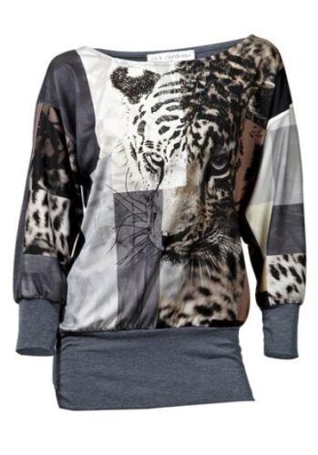 35/% polyester pression shirt 5/% el. taille 36,38,40 Chemise 60/% viscose rick cardona