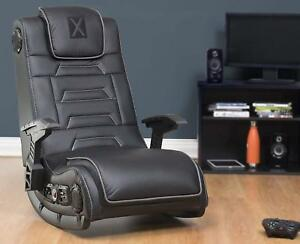 Fantastic Details About X Rocker 51259 Pro H3 4 1 Audio Gaming Chair Wireless Uwap Interior Chair Design Uwaporg