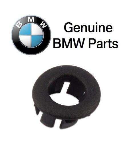 For BMW E46 3 Series Inside Door Panel Lock Pin Bushing Bezel Trim Ring Genuine