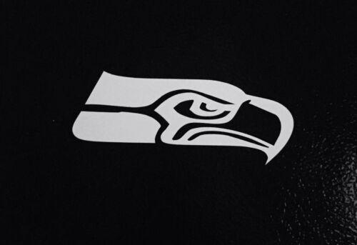 "2X  Seattle Seahawks 6.5/"" NFL Football Team Logo Car Window Vinyl Decal Sticker"
