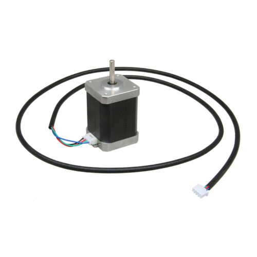 Stepper Motor 2 phase 1.5A 2.7V 60mm HYBRID CNC 42HSC8402-15B for 3d printer