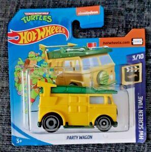 Hot-Wheels-de-Mattel-Fiesta-Vagon-Nuevo-Sellado