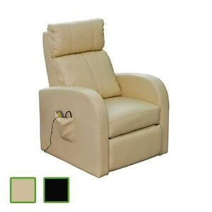 massagesessel fernsehsessel relaxsessel massage tv sessel mit heizung neu ebay. Black Bedroom Furniture Sets. Home Design Ideas