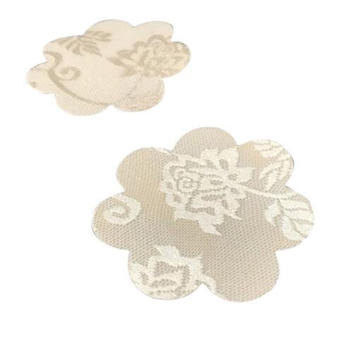5 pairs Woman Lace Breast Nipple Petal Pasties Cover  Bra Self Adhesive Sticker/'