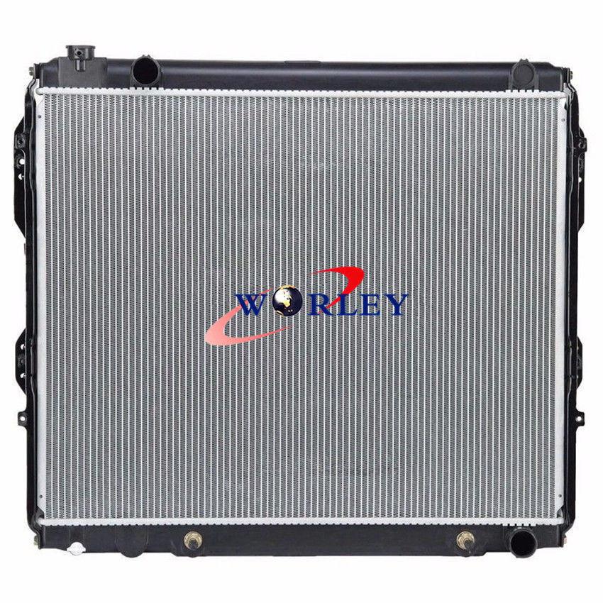 "2321 RADIATOR FOR 2000-2006 TOYOTA TUNDRA 4.7 V8 01 02 03 04 22-5//8/"" Core Height"