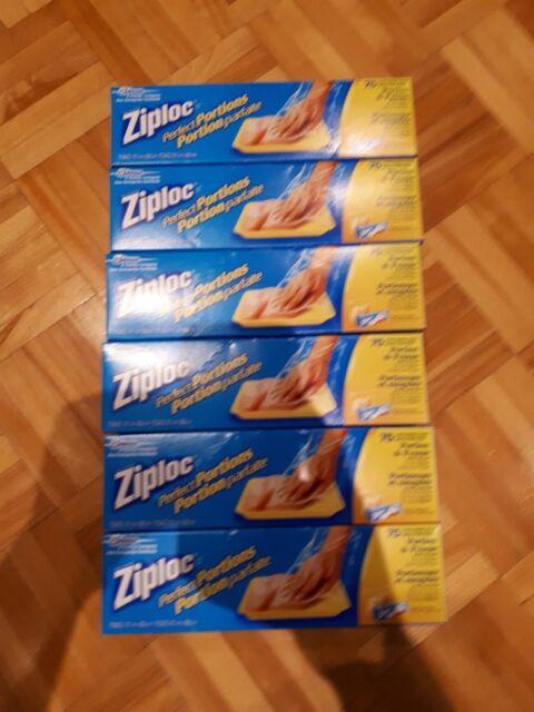 Ziploc Portions Freezer Bag