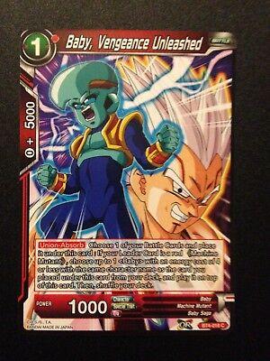 Piccolo Potential Unleashed R Foil Dragon Ball Super Cards # 8C79
