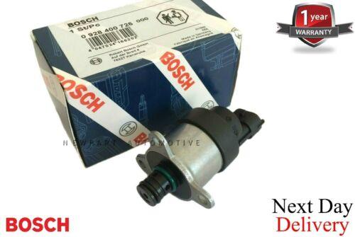 POMPA Carburante Regolatore Di Pressione Valvola di controllo per FIAT DUCATO IVECO DAILY IV 2.3 Multijet