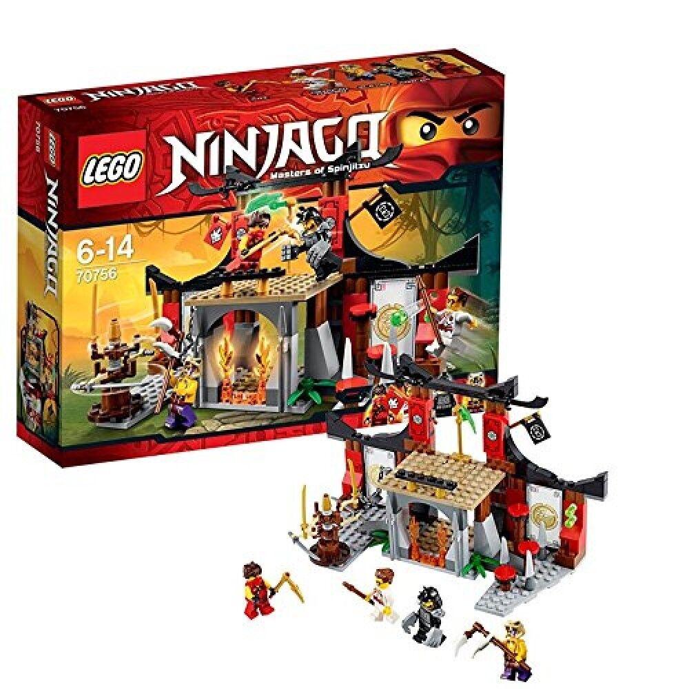 Lego ToysR Us limited LEGO Ninjago Set Battle Tournament sympathy 70756