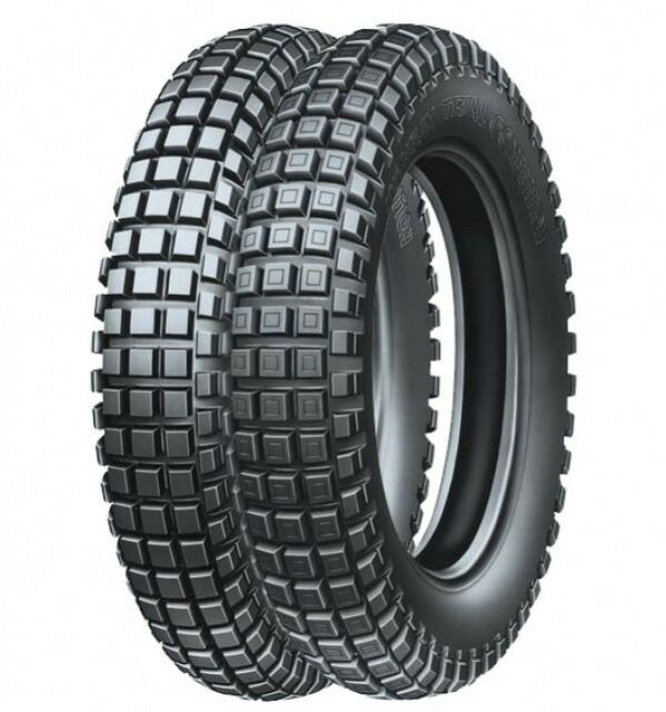 Neumático Michelin Trial Light 80/100 -21 51M