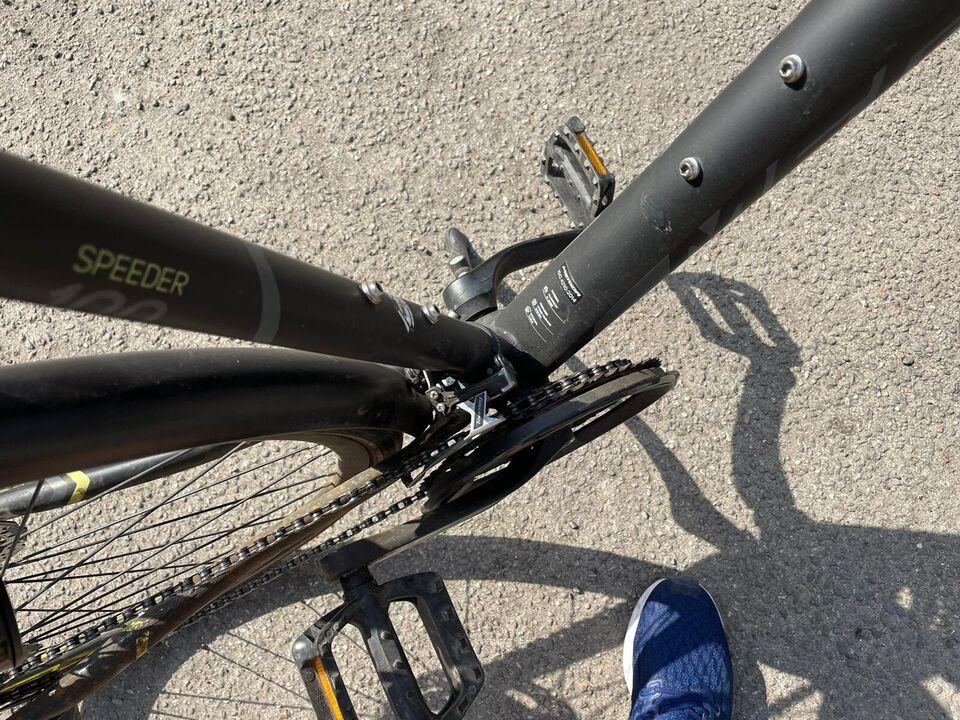 City bike, mand