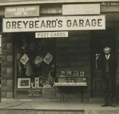 Greybeard's Garage