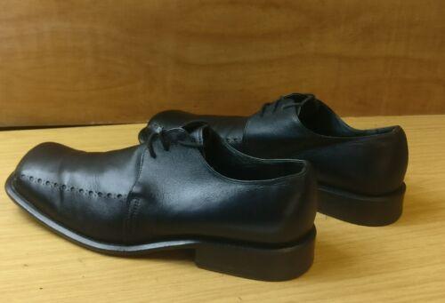 Dune Taglia da 43 London Lace Black Scarpe Up Uk Smart Formal lavoro Mens Leather 9 Eu PHZPzxr
