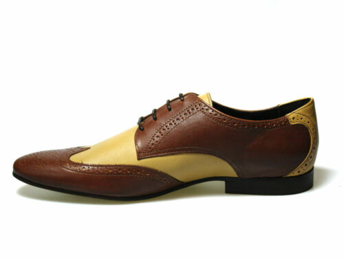 Marrone Ogden Scarpe Pelle 12 Uk Junction Crema 6 Delicious qFw4Zp