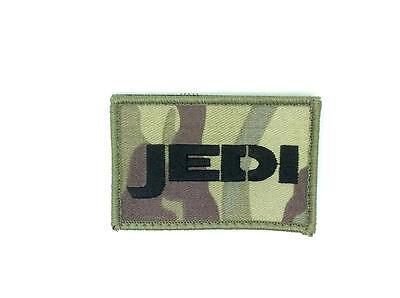 Jedi Multicam Airsoft Patch