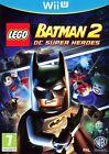 Lego batman 2 DC super heroes JEU WiiU NEUF