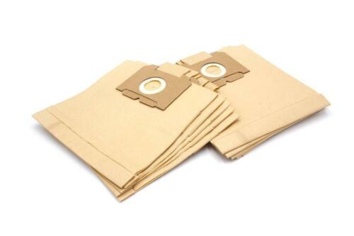 10x Staubsaugerbeutel Papier für AEG-Electrolux AE 4550 bis 4598 Ergo Essence