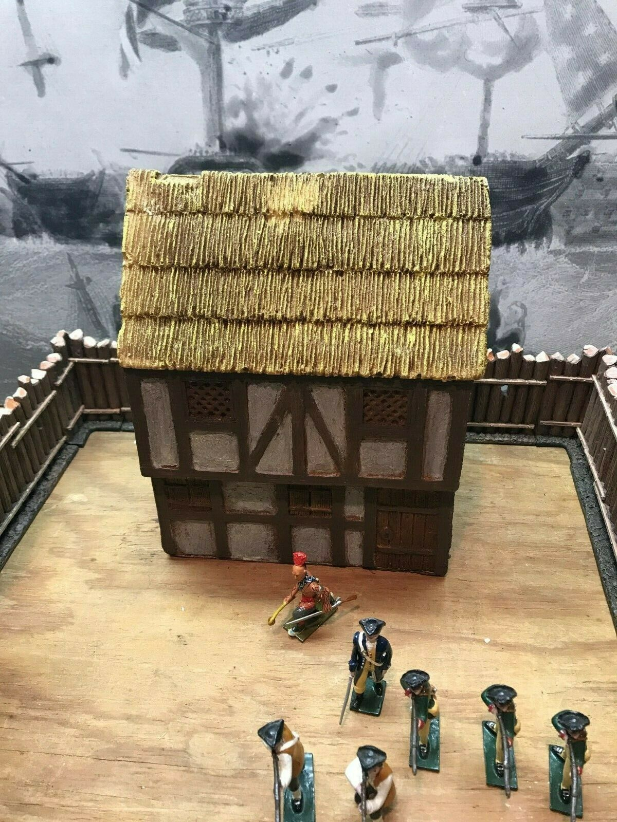 Barzso Medieval House - Mint Condition - Discontinued