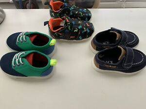 baby walking shoes size 4