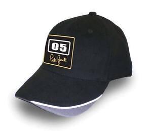 PETER BROCK 05 BLACK BASEBALL CAP/HAT