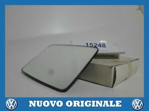 Glass Left Mirror Original VOLKSWAGEN Golf 2 1988