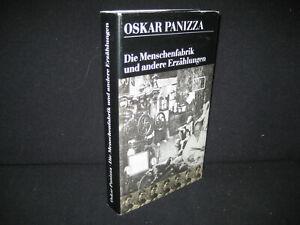 Oskar-Panizza-Die-Menschenfabrik-und-andere-Erzaehlungen